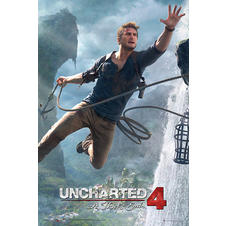 Poster Uncharted 4