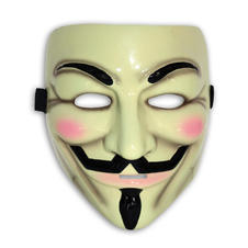 Masque Deluxe V For Vendetta, Anonymous