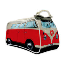 Trousse de toilette VW mini bus rouge