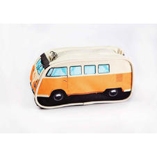 Trousse VW Bulli orange