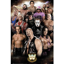 Poster WWE - Legends