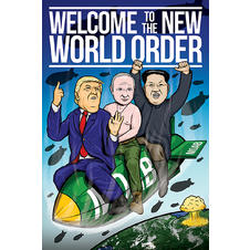 Poster - Welcome To The New World Order