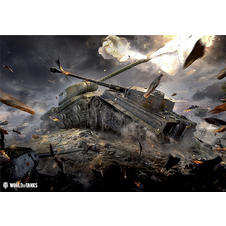Poster World of Tanks