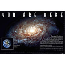 Poster You Are  Here