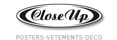 Poster Shirts Merchandise bei Close Up kaufen