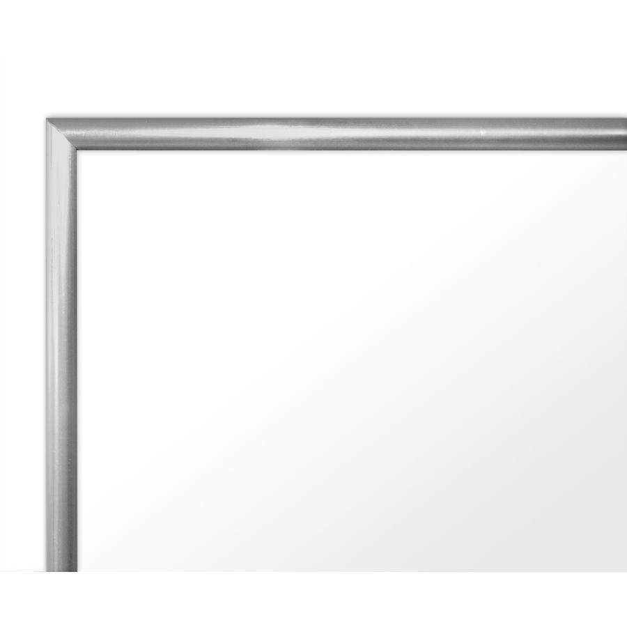 cadre pour poster en plastique argent format 30 5 x 91. Black Bedroom Furniture Sets. Home Design Ideas