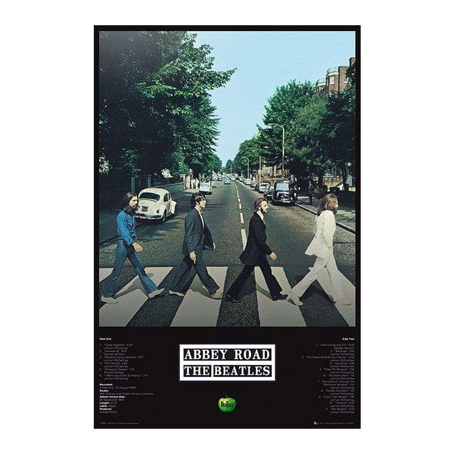 Poster Beatles \