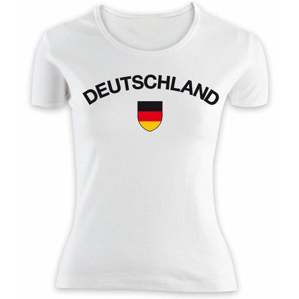 deutschland girlie shirt ideal f r die em saison bei close up. Black Bedroom Furniture Sets. Home Design Ideas