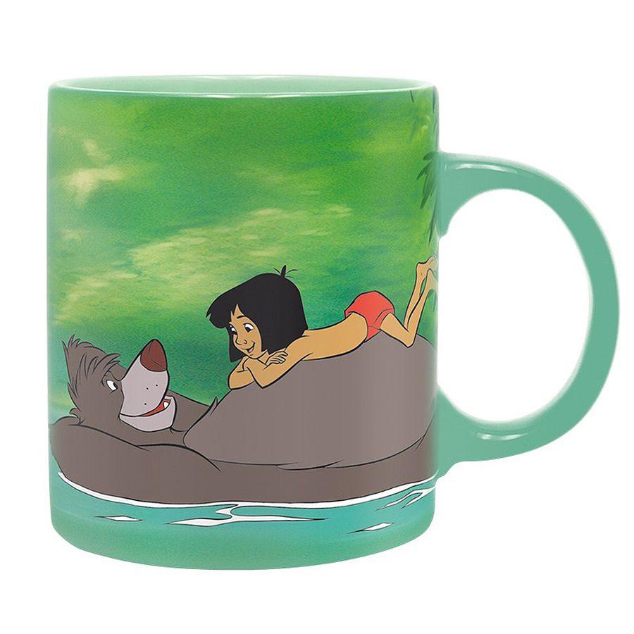Tasse Disney Le Livre De La Jungle Mowgli Et Baloo Sur