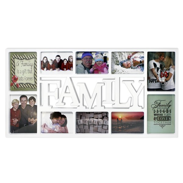 "Cadre Photo XL ""Family"""