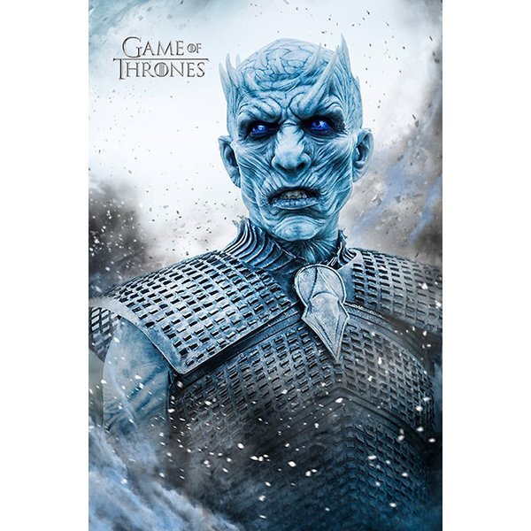 Poster Game of Thrones - Saison 6