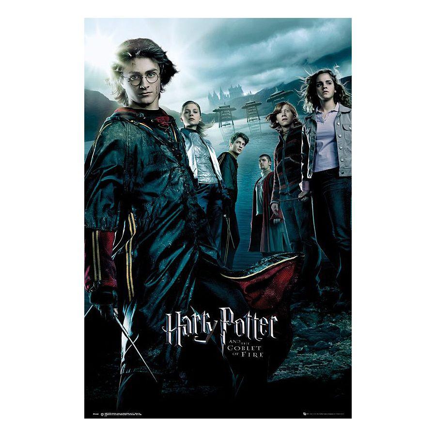 Poster harry potter et la coupe de feu en vente sur close up - Harry potter et la coupe de feu en streaming ...