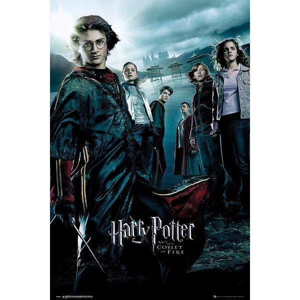 Poster harry potter et la coupe de feu en vente sur close up - Harry potter et la coupe de feu streaming ...