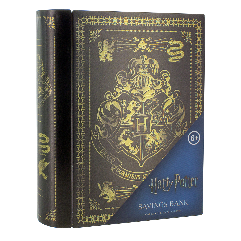 Harry Potter Tirelire Poudlard Crest Économies Tirelire