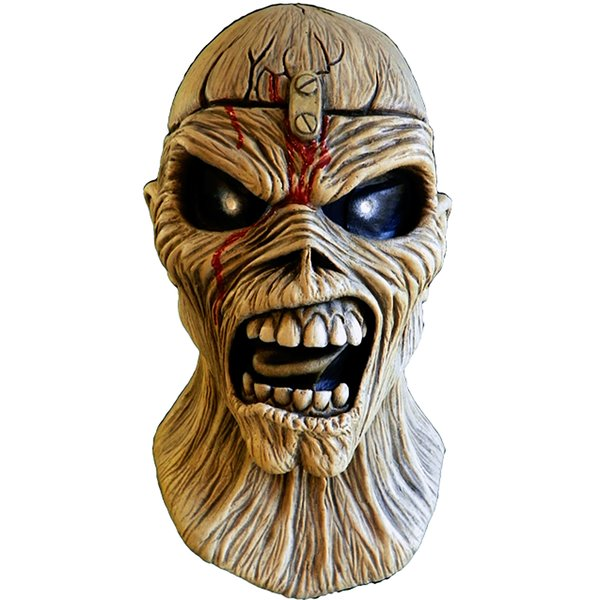 Masque Latex Iron Maiden -