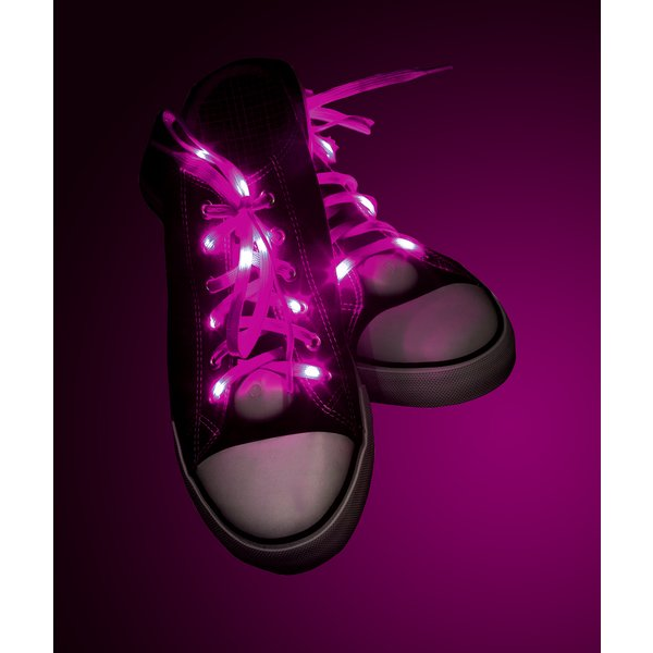 Lacets lumineux Light Up