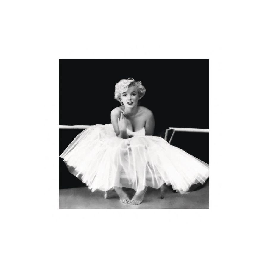 poster marilyn monroe danseuse de ballet posters petit format commandez d s maintenant close up. Black Bedroom Furniture Sets. Home Design Ideas