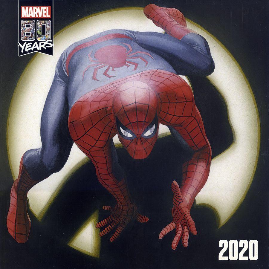 Marvel Calendrier.Calendrier 2020 Marvel Classic En Vente Sur Close Up