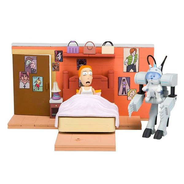 Kit de construction Rick and Morty -