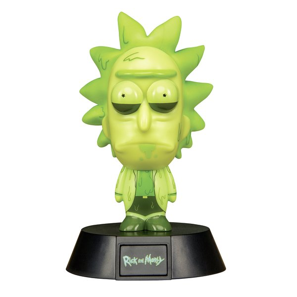 Mini Lampe Rick and Morty -