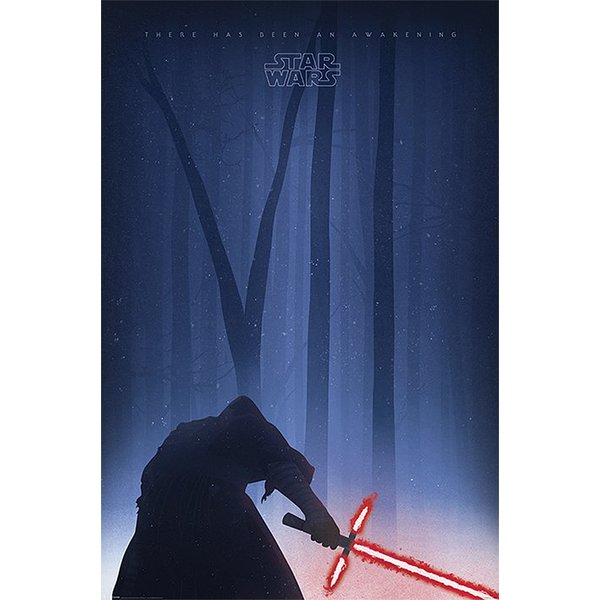 Poster Star Wars : Épisode VII