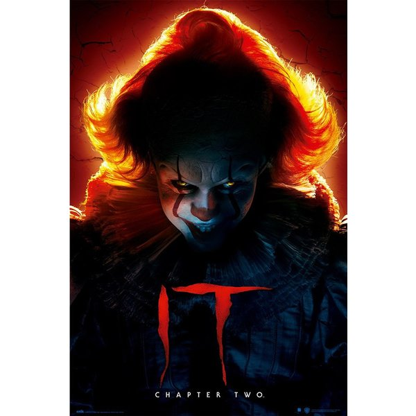 Poster Stephen King IT : Chapter Two -