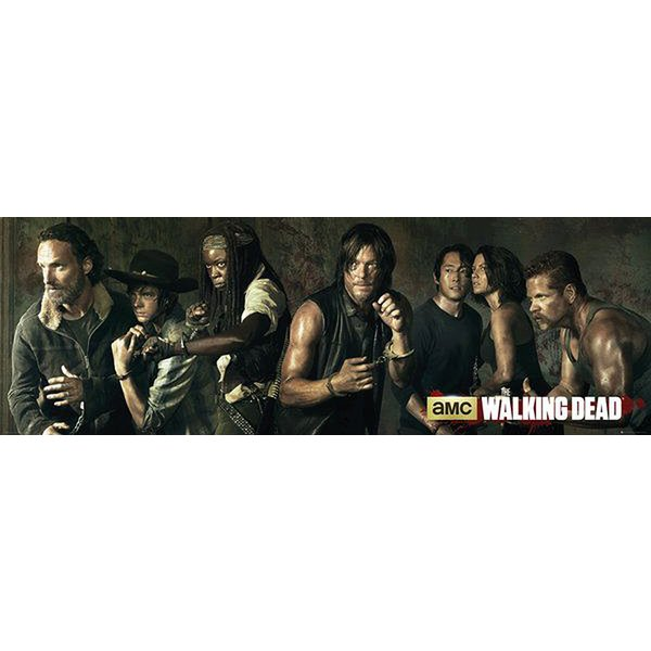 "Poster ""The Walking Dead"""