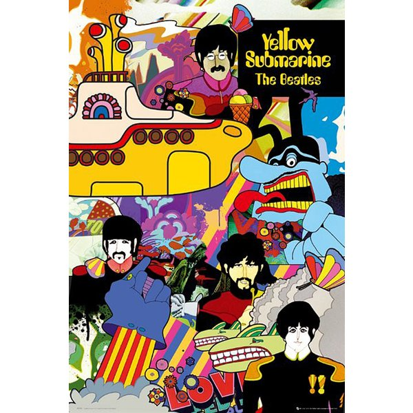Poster The Beatles -