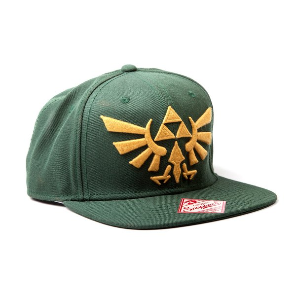 Casquette Snapback The Legend of Zelda -